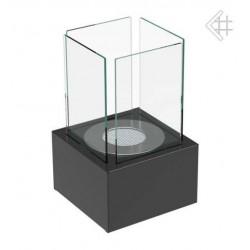 Biokominek Tango 1 czarny mały na stół