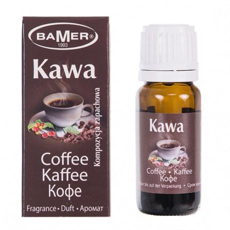 Olejek zapachowy - kawa do biokominek