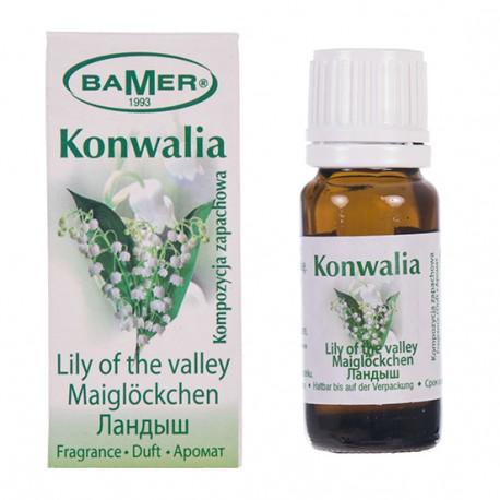 Olejek zapachowy - konwalia do biokominek