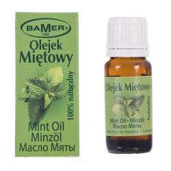 Olejek zapachowy - miętowy do biokominek