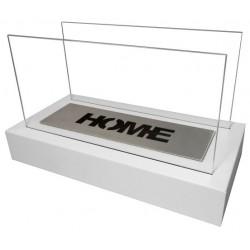 Biokominek Nice-House Home biały stojący stołowy