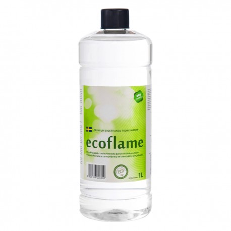 Biopaliwo 1 litr atest PZH do biokominek