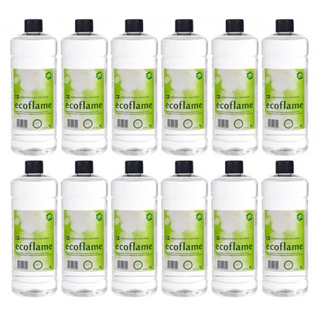 Biopaliwo 12 litrów do biokominka