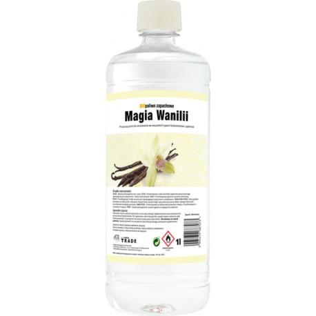 Biopaliwo zapachowe - wanilia  1 litr do biokominek