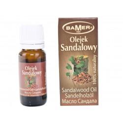 Olejek zapachowy - sandałowy do biokominek